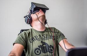 Oculus Rift réalité virtuelle