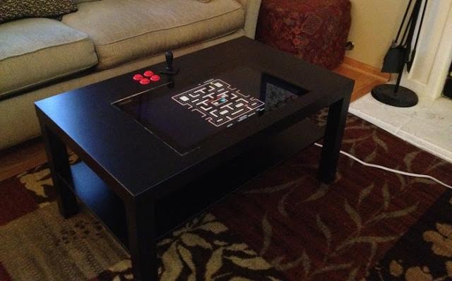 Table basse façon Arcade
