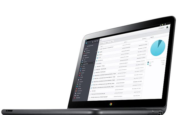 Device toile de fond on ChromeBook