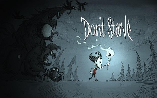 Don't Starve un jeu à l'objectif éponyme