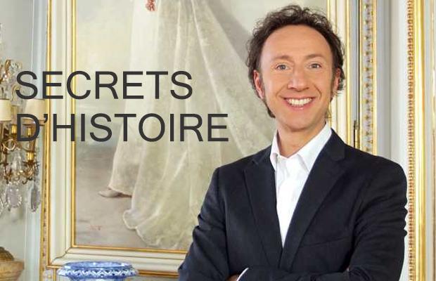 Stéphane Berne et secrets d'histoire