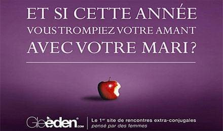 Gleeeden, l'équivalent français d'Ashley Madison