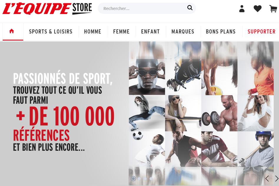 Groupe-L'Equipe-E-commerce