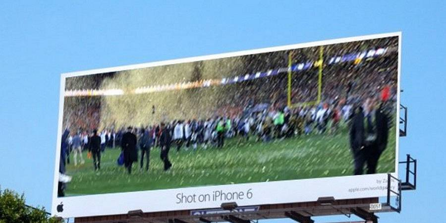 photo paradie tim cook apple ophone 6 super bowl