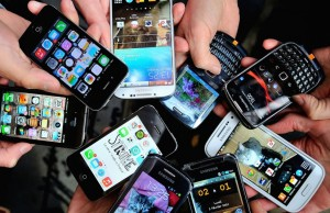 smartphones everywhere