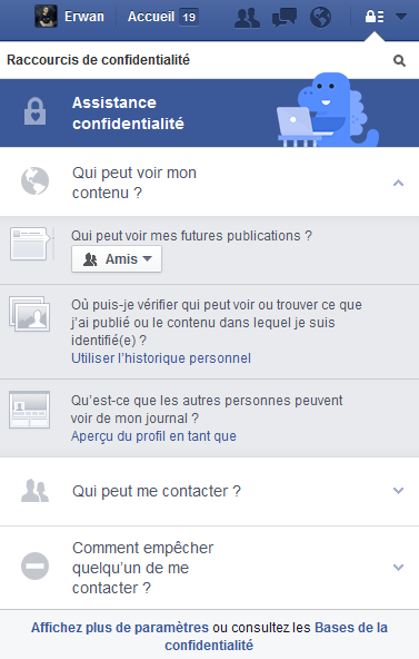 confidentialité-facebook