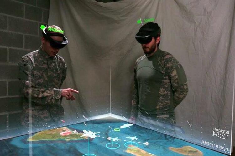 Vision 3D et interactive d'une mission opérationnelle