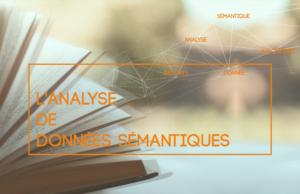 Titre Analyse données sémantiques