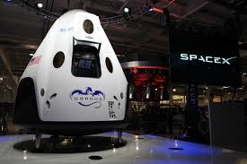 Tourisme spatial : capsule Dragon 2 SpaceX
