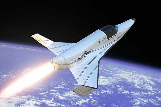 Xcor The Lynx Rocket Plane
