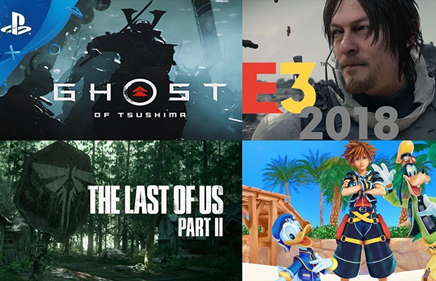 Conférence Sony E3 2018