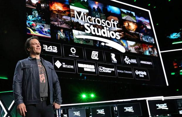 Rachat studios Microsoft