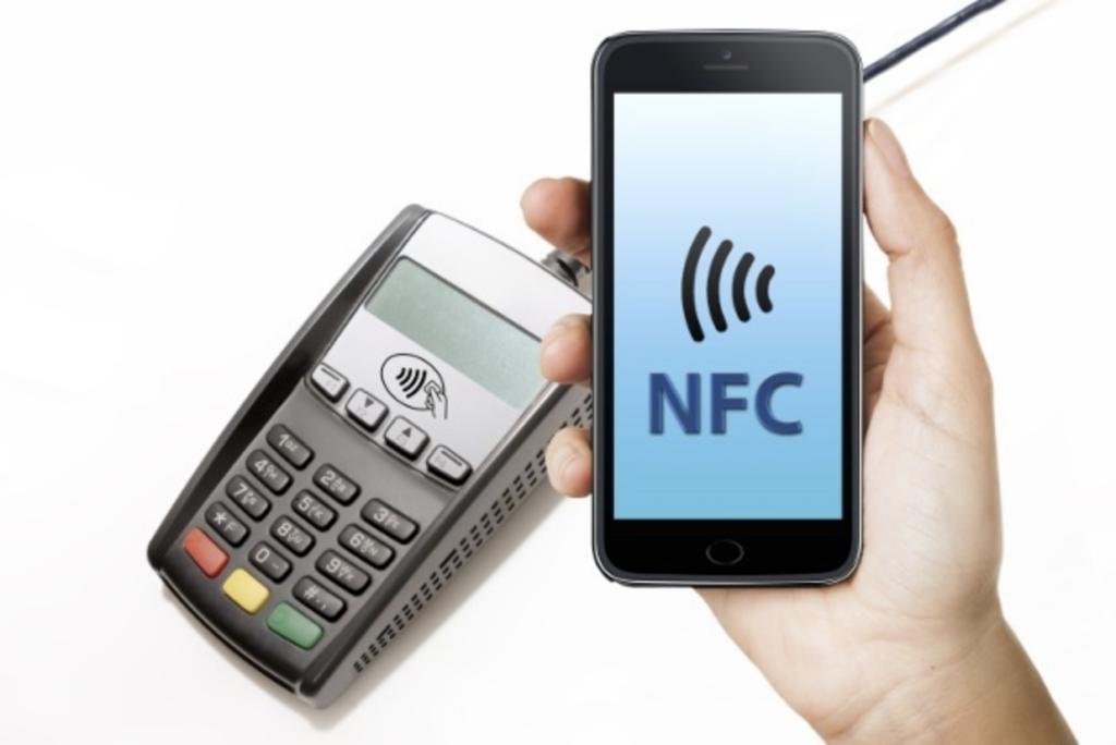 Logo NFC pour le paiement mobile