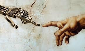 IA - transhumanisme -homme