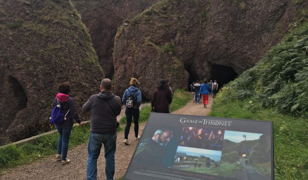 Visite lieu de tournage Game of Thrones